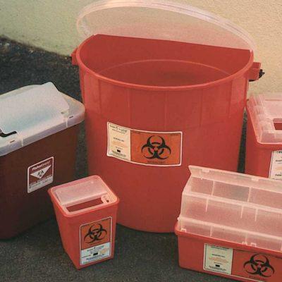 контейнеры для медотходов